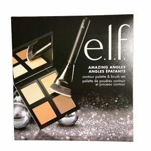 ELF Cosmetics Amazing Contour Pallete & Brush Set